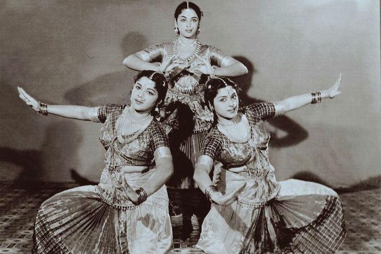 The Travancore Trio Sisters who conquered the silver screen