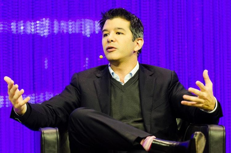 Uber former CEO Travis Kalanick in conflict of interest over food delivery business