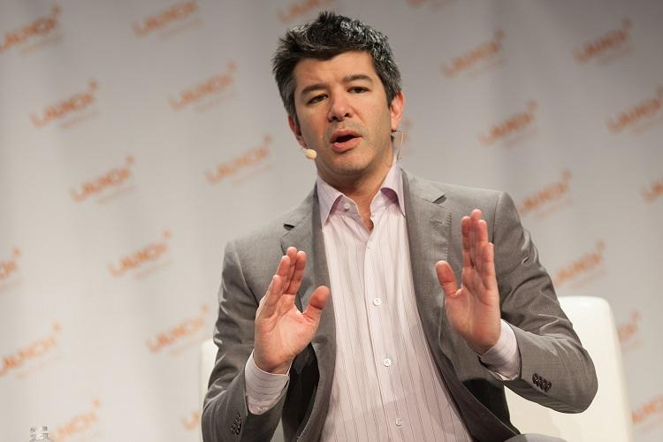 Former Uber CEO Travis Kalanick to launch investment fund called '10100'