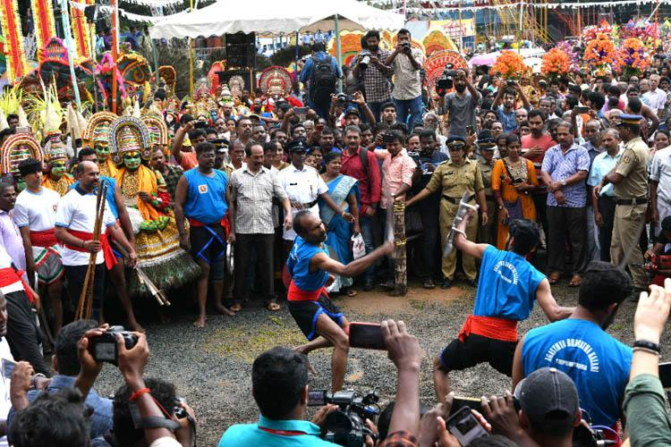 In Kerala a tradition of medieval kings remains alive through Onam celebrations