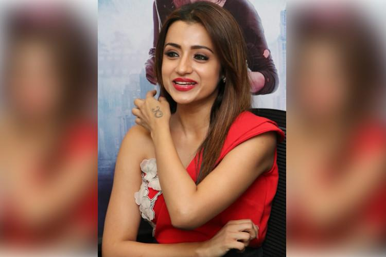 Trisha back with hit maker!