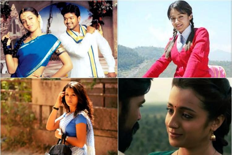 From masala queen to star with substance how Trisha has evolved in Kollywood