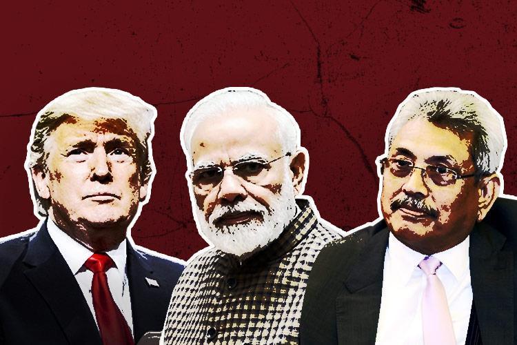 Trump Modi Gotabaya What explains the rise of the strongmen