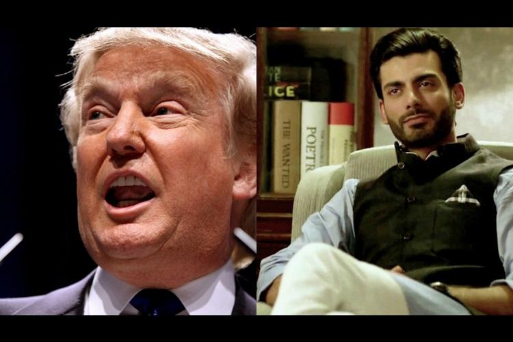 Outraging about Donald Trump deporting people Take a moment to remember Fawad Khan