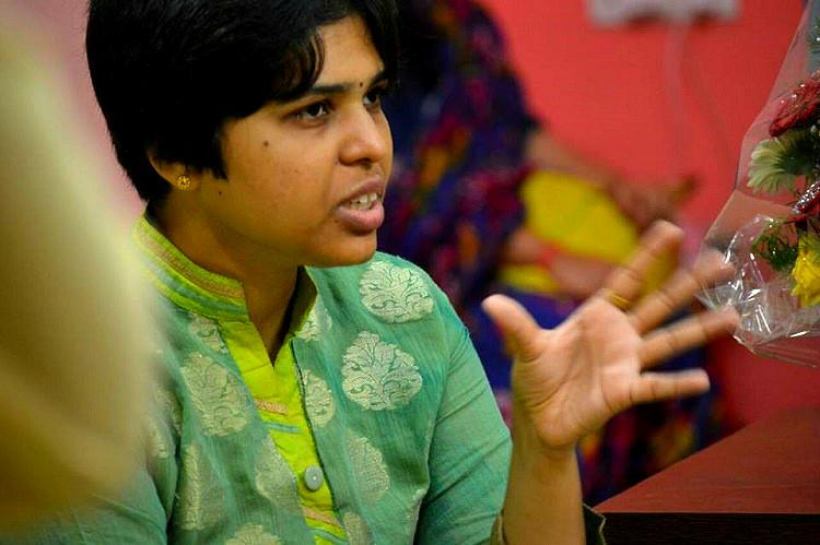 Trupti Desai vows to enter Sabarimala in Jan 2017 tells TNM its her constitutional right