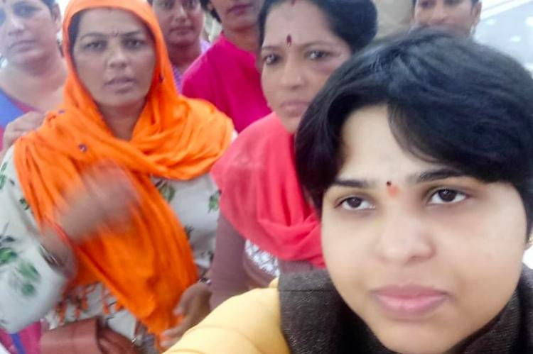 BJP remains adamant says Trupti Desai and others will not be allowed into Sabarimala