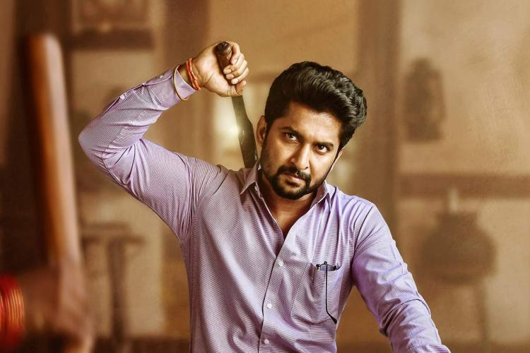Nani's first look from 'Tuck Jagadish' revealed | The News Minute