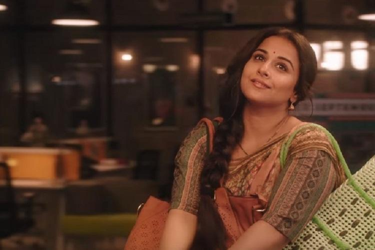 Tumhari Sulu tweet review- Vidya Balan becomes a radio jockey
