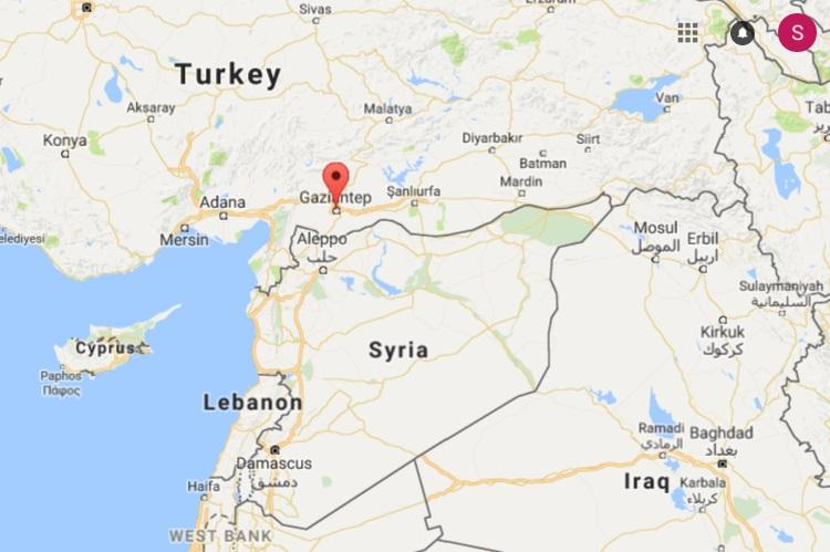 30 killed in Turkey wedding blast