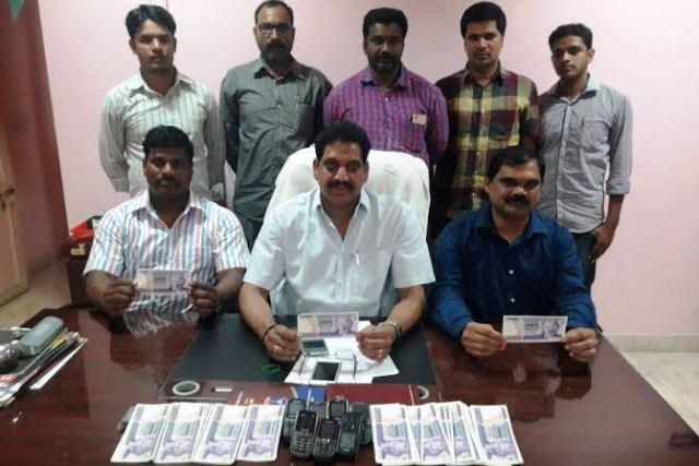 Seven held in Hyderabad for trying to circulate outdated Turkish currency