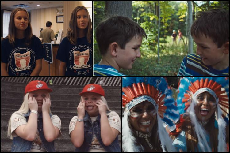 Watch Twinsburg where twins from all over the world come together for the biggest twin festival
