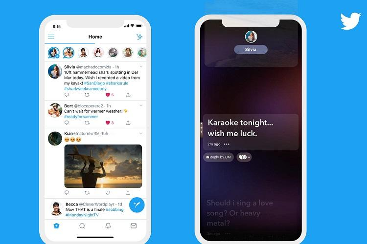 Twitter starts testing disappearing tweets feature Fleets in India