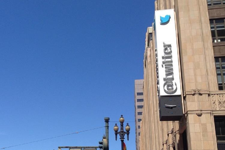The Twitter San Francisco headquarters
