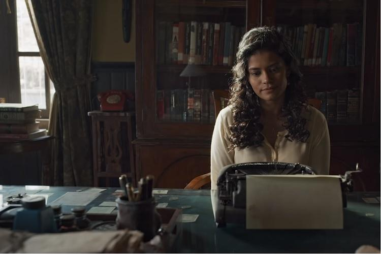 Netflix Typewriter review Few scares but Sujoy Ghoshs horror series still charms