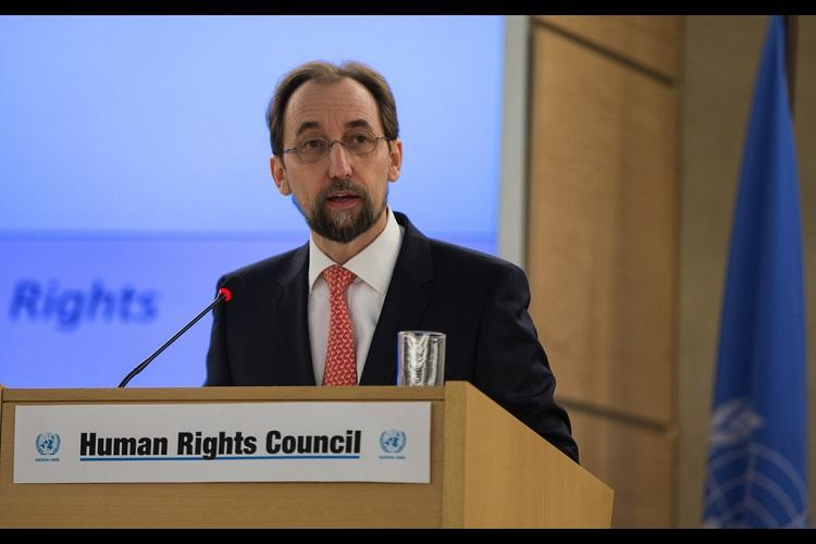 Trump dangerous for the world if elected next US President UN Human Rights chief