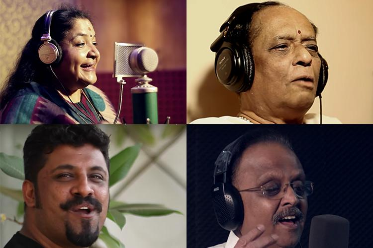 When 150 artistes come together for children with special needs you get one amazing song