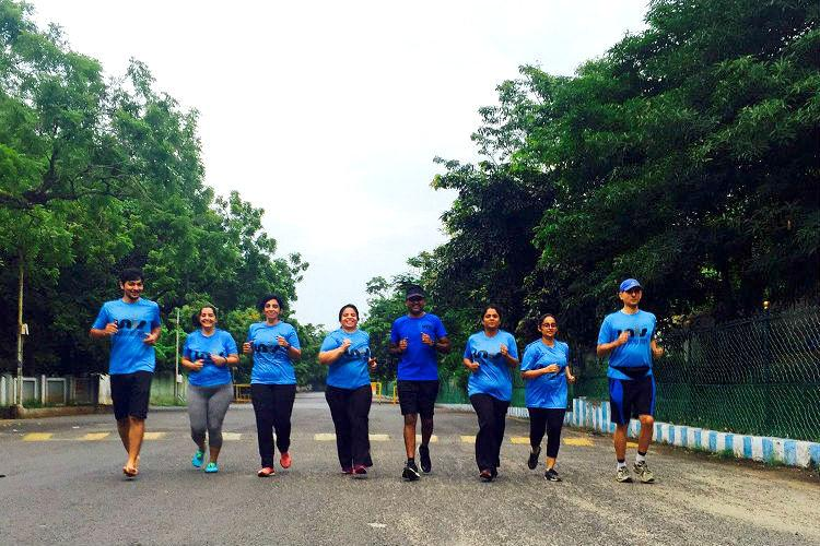 Chennai based running club to gift joy of Dussehra to children at orphanage