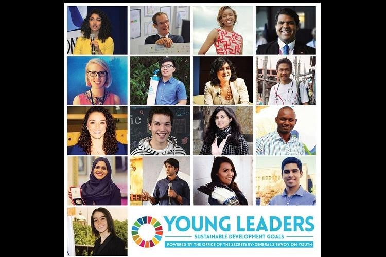 Two Indians among 17 UN Young Leaders chosen for Sustainable Development Goals
