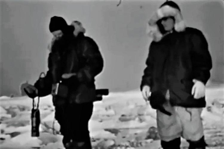 50 years ago a US military jet crashed in Greenland with 4 nuclear bombs on board