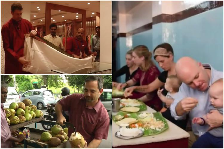 Watch US Consulate General in Chennai gets into Madras Week spirit