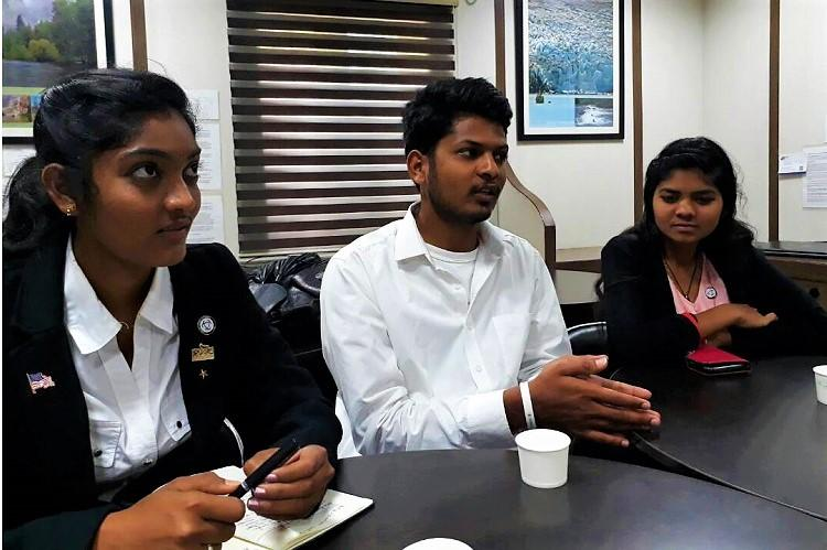 Giving wings to dreams How the US consulate in Hyderabad is helping disadvantaged students