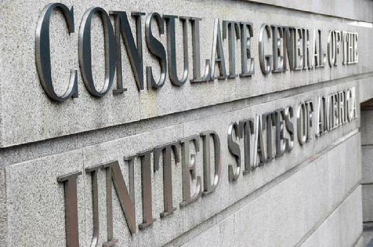 US Consulate In Chennai Issues Advisory In The Wake Of - Us consulate chennai map