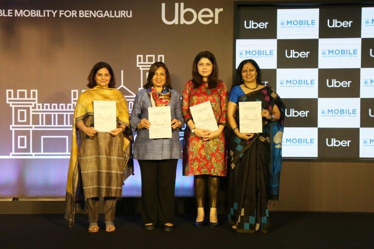 Incentivise public transport to ease Bengaluru traffic says Uber and B-PAC study