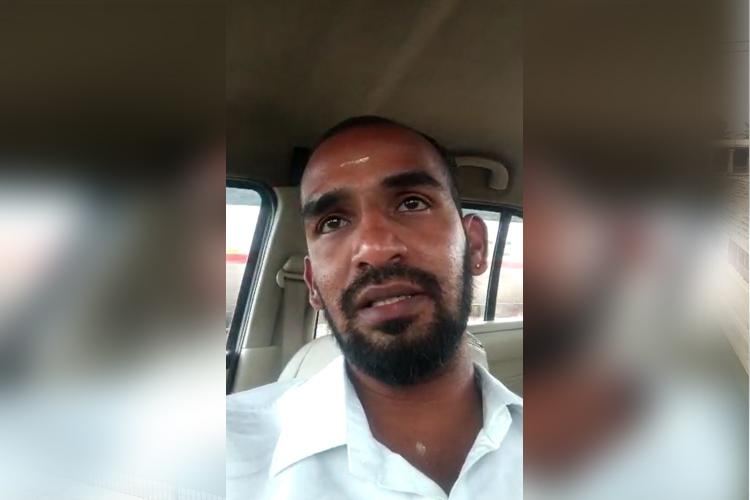 Chennai cab driver alleges harassment by cops in video kills himself Protests ensue