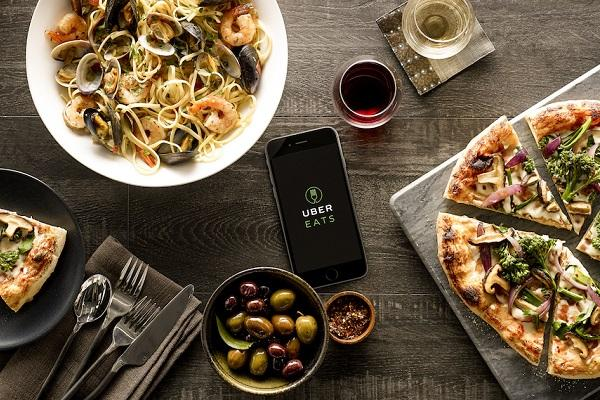 Uber launches food delivery business UberEATS