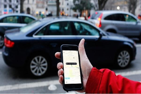 Now take Jet flight and book an Uber to the airport on the same app