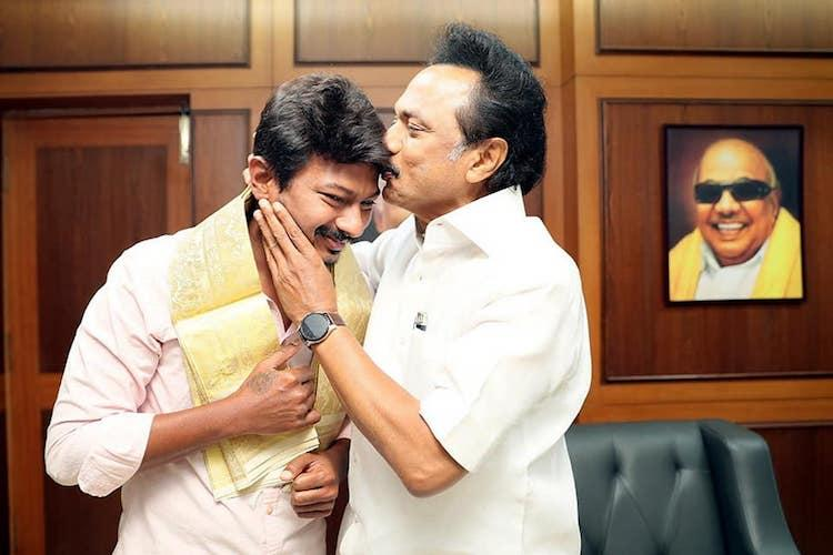 MK Stalins son Udhayanidhi Stalin to be made DMK youth wing secy