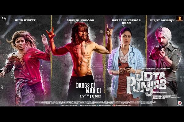 Udta Punjab plunges into the muck of the drug trade and comes out flying