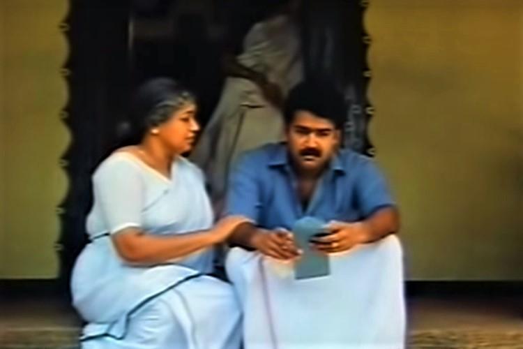 Mohanlals gentle Thampuran and the tragic climax in Bharath Gopis Ulsavapittennu