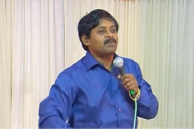 TN IAS officer Umashankar removed as poll observer in MP for faith-healing