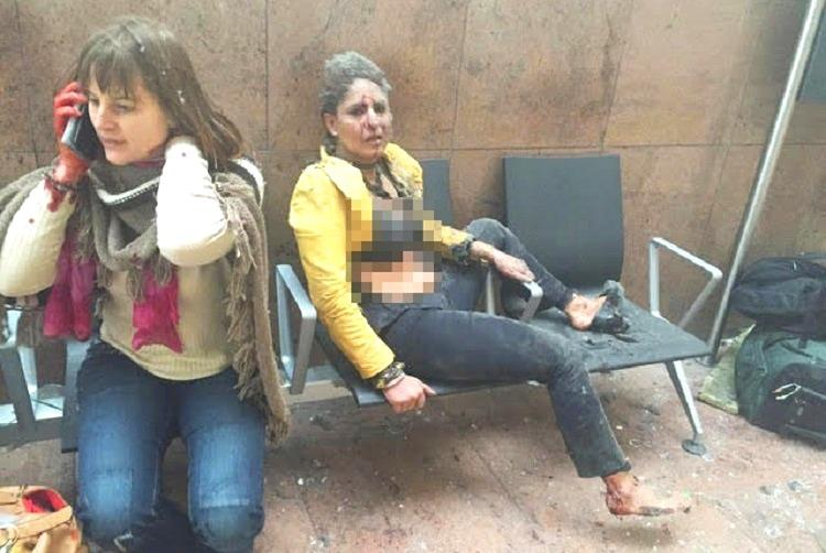 Indian flight attendant who survived 2016 Brussels terror attack recounts ordeal