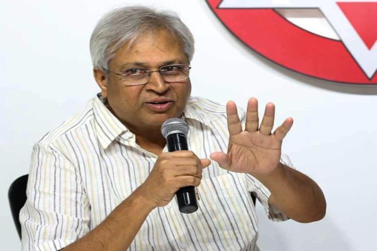 Amaravati bonds will push people into a debt trap Former MP Undavalli slams CM Naidu