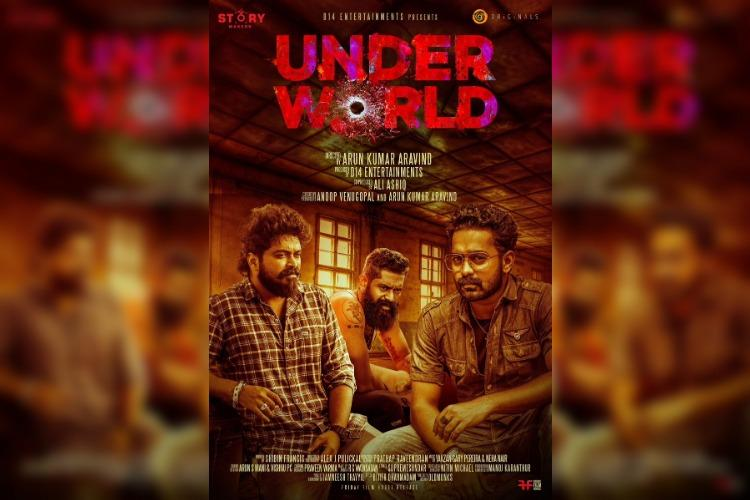 Teaser of Asif Alis Underworld is out
