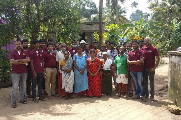 Bluru company restores light in over 500 flood ravaged homes in Kerala in 5 days