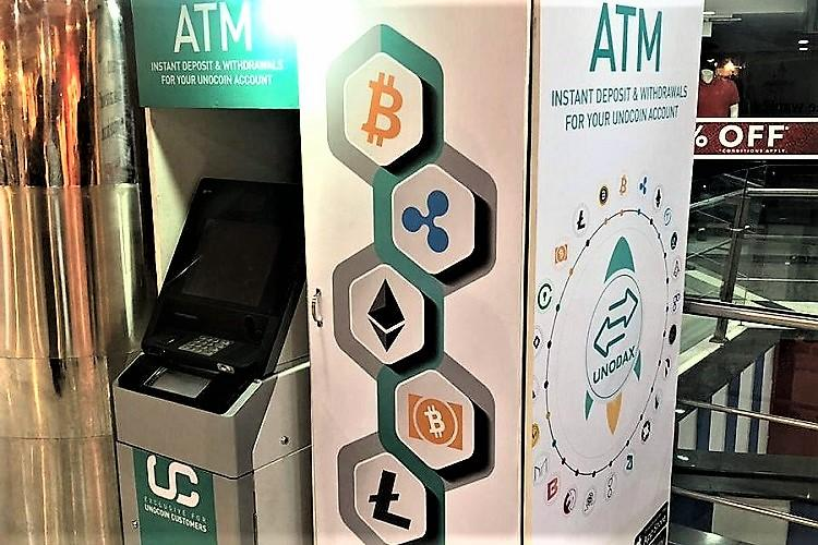 Indias first cryptocurrency ATM launched in Bengaluru