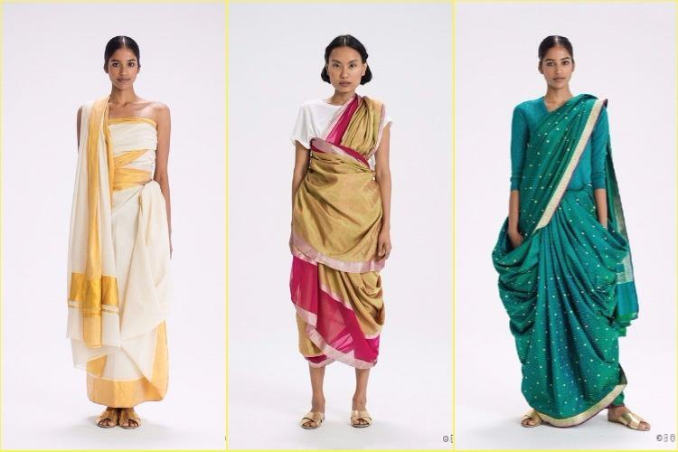 The drape of a sari tells many tales and this Bengaluru company captures them all