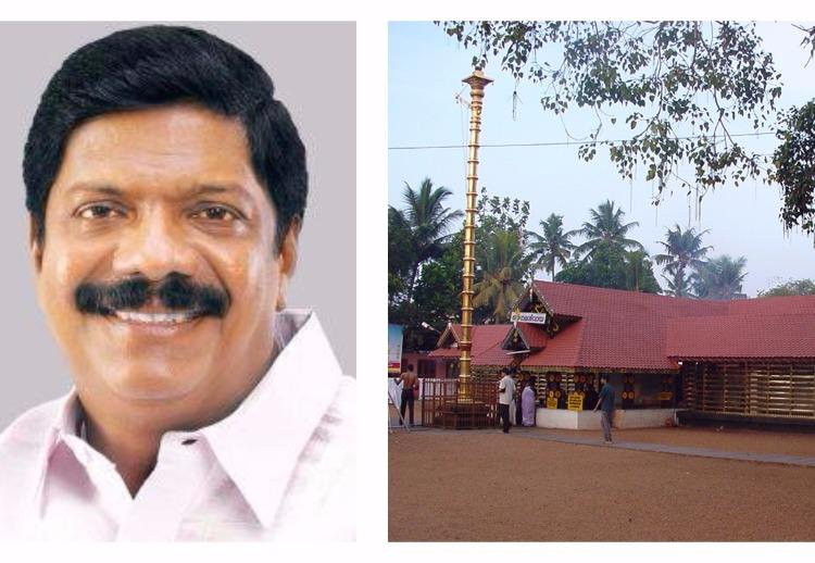 Temple entry for non Hindus sought by Kerala Devaswom board member