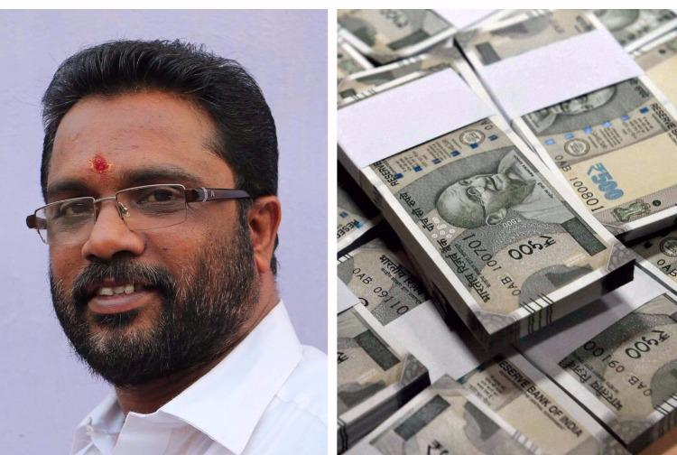 Bribery row: BJP expels tainted party leader
