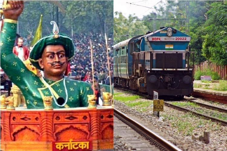 Rename Tipu Express Activists want name of Bengaluru-Mysuru train changed