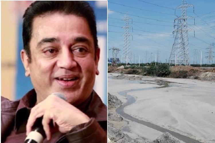 Kamal Haasan focuses on Ennore creek ahead of monsoons other Chennaites should too