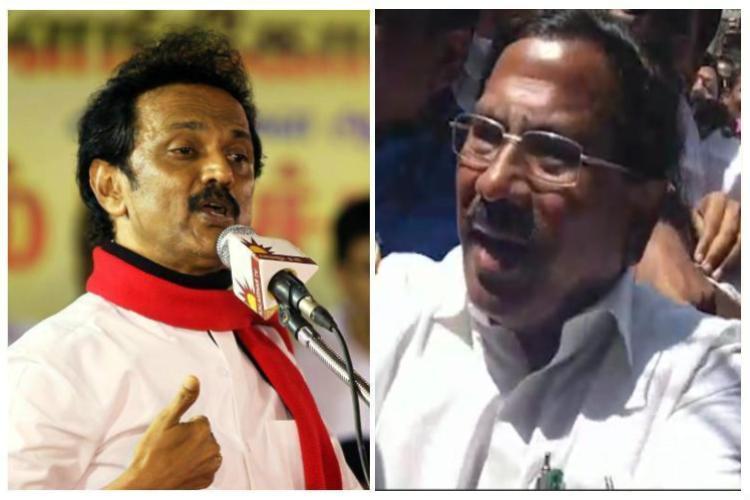 Mafoi Pandiarajan slams DMK for controversy on Presidential Awards for Tamil scholars
