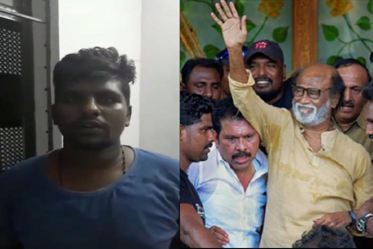 Rajinikanth blames anti-social elements for Sterlite protest