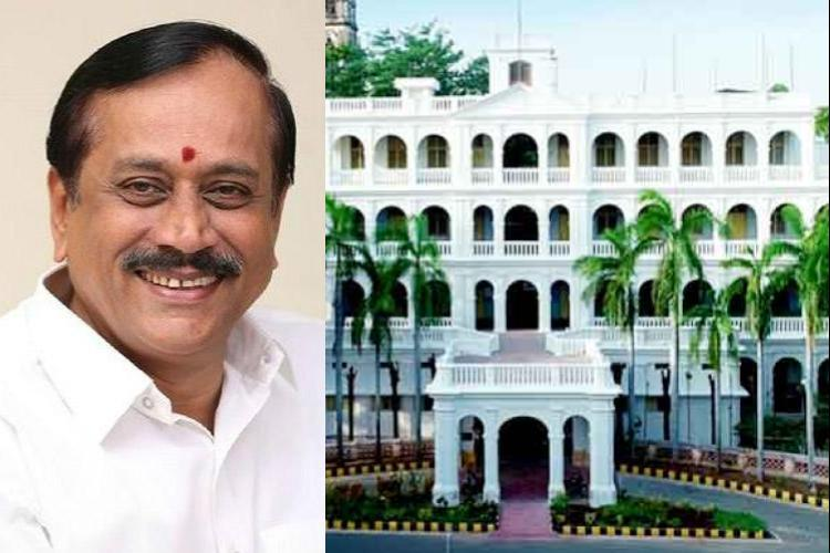 After H Raja opposes TN college event on sexism in Tamil Lit govt steps in to stop it