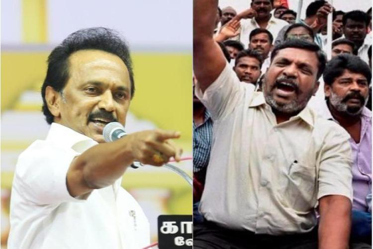 VCK seeks to be part of DMK alliance in 2019 to counter religion politics