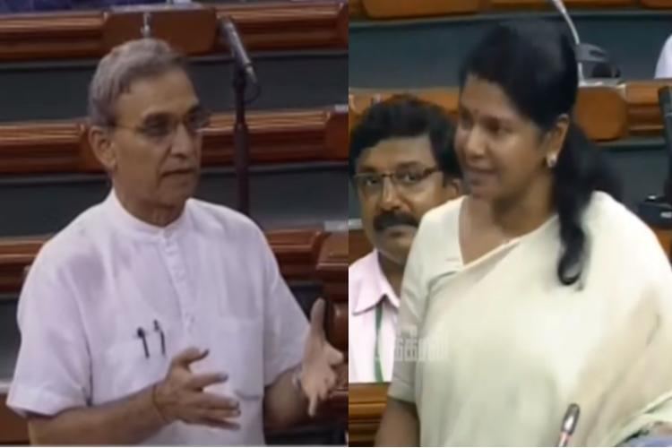 My ancestors are not rishis Kanimozhi hits out after BJP MP rejects Darwins theory