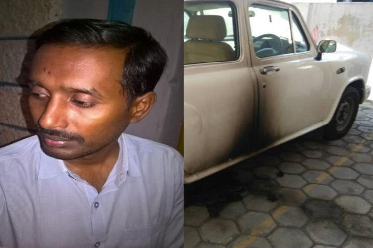 VHP member arrested for hurling petrol bomb at CPIM headquarters in Coimbatore